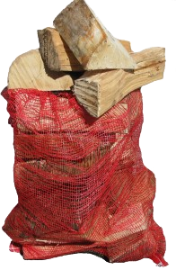 Net Bag of Firewood Logs Featured Image